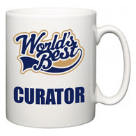 World's Best Curator  Mug