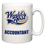 World's Best Accountant  Mug
