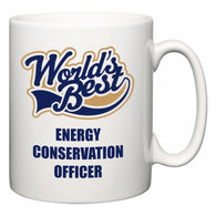 World's Best Energy conservation officer  Mug