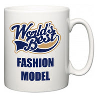 World's Best Fashion Model  Mug