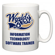 World's Best Information technology/software trainer  Mug