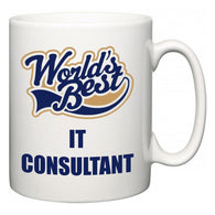 World's Best IT consultant  Mug