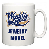 World's Best Jewelry Model  Mug