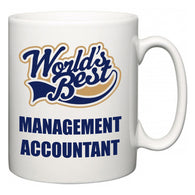 World's Best Management accountant  Mug