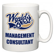 World's Best Management consultant  Mug