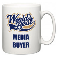 World's Best Media buyer  Mug