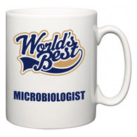 World's Best Microbiologist  Mug