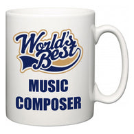 World's Best Music Composer  Mug