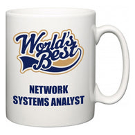 World's Best Network Systems Analyst  Mug