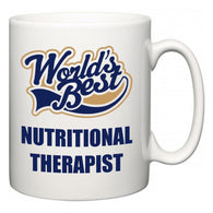 World's Best Nutritional therapist  Mug