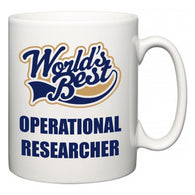 World's Best Operational researcher  Mug