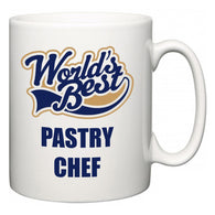 World's Best Pastry Chef  Mug