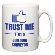 Trust Me I'm A Building surveyor  Mug