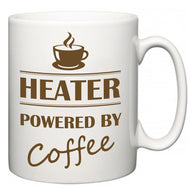 Heater Powered by Coffee  Mug