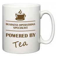 Business Operations Specialist Powered by Tea  Mug