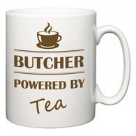 Butcher Powered by Tea  Mug