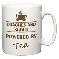 Coaches and Scout Powered by Tea  Mug