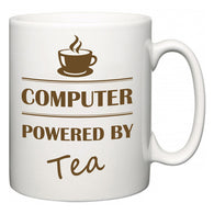 Computer Powered by Tea  Mug