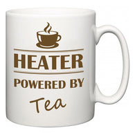 Heater Powered by Tea  Mug