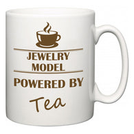 Jewelry Model Powered by Tea  Mug