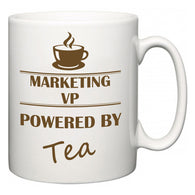 Marketing VP Powered by Tea  Mug