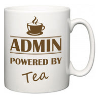 Admin Powered by Tea  Mug