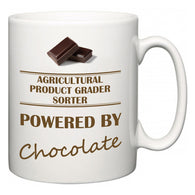 Agricultural Product Grader Sorter Powered by Chocolate  Mug