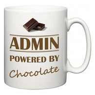 Admin Powered by Chocolate  Mug