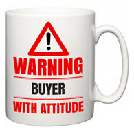 Warning Buyer with Attitude  Mug