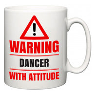 Warning Dancer with Attitude  Mug