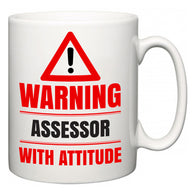 Warning Assessor with Attitude  Mug