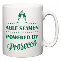 Able Seamen Powered by Prosecco  Mug