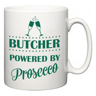 Butcher Powered by Prosecco  Mug