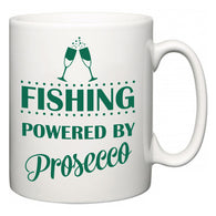 Fishing Powered by Prosecco  Mug