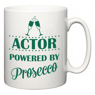 Actor Powered by Prosecco  Mug