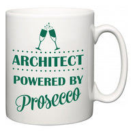 Architect Powered by Prosecco  Mug