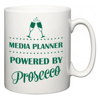 Media planner Powered by Prosecco  Mug