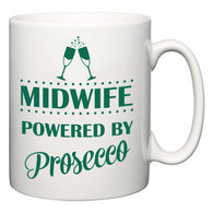 Midwife Powered by Prosecco  Mug