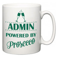 Admin Powered by Prosecco  Mug