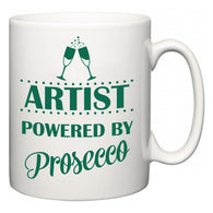 Artist Powered by Prosecco  Mug
