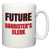 Future Barrister's clerk  Mug
