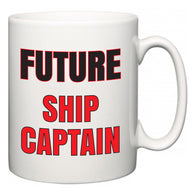 Future Ship Captain  Mug