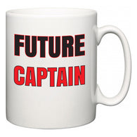 Future Captain  Mug