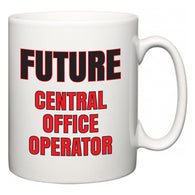 Future Central Office Operator  Mug