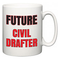 Future Civil Drafter  Mug