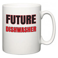 Future Dishwasher  Mug