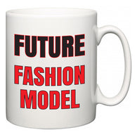 Future Fashion Model  Mug