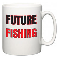 Future Fishing  Mug