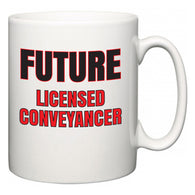 Future Licensed conveyancer  Mug