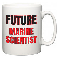 Future Marine scientist  Mug